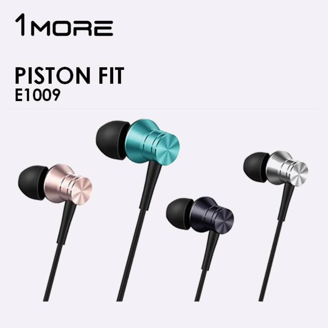 1more Piston Fit Wired Earphone Mobile Phones Tablets In Ear Tablet Accessories On Carousell