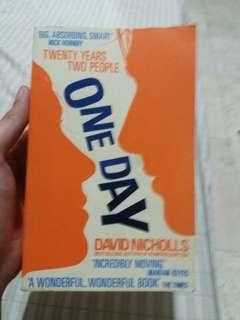 One Day - David Nicholls