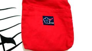 Cose pouch sling bag