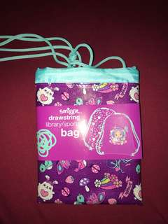 Brand new Smiggle Drawstring Bags (2)