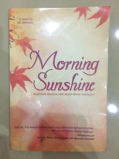 MORNING SUNSHINE—IRIN SINTRIANA