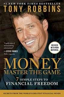 eBook - Money Master the Game bh Tony Robbins