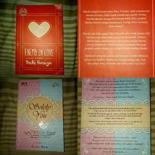 Novel remaja preloved