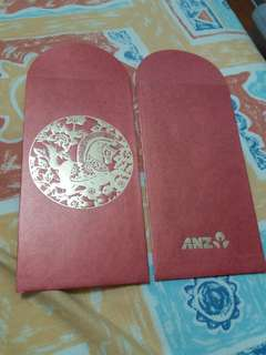 Red Packets - ANZ (4 pieces)