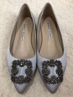 Manolo Blahnik Flats on SALE