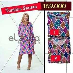 Tunisha saneta by elzatta