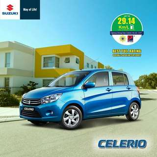 48k all-in Downpayment Suzuki Celerio Call or Text 0995-821-8543 / 0919-202-4955