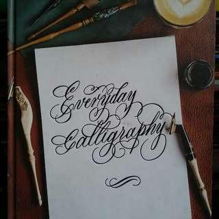 Everyday Calligraphy