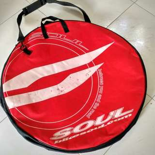 Wheel Bag for 2 Wheels
