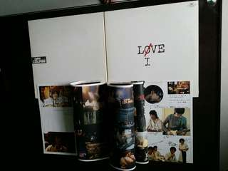 OFF COURSE ( KAZUMASA ODA ~ YASUHIRO ) three and two (love I )( double album) vinyl record