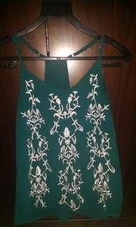 Sleeves Green