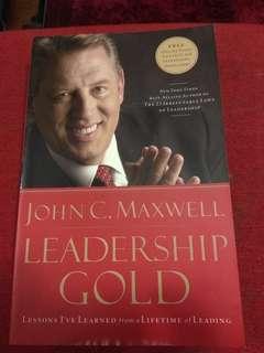 Leadership Gold by John C. Maxwell