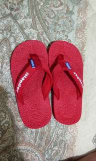 Slipper (red size 26)