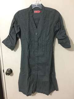 Maong Casual Dress