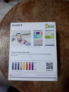 Sony smart band SWR10