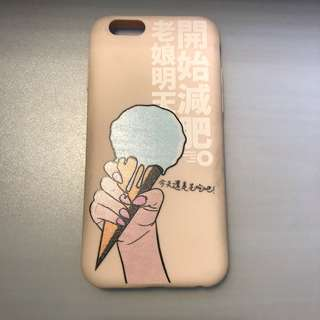 正版老娘系列 iphone 6/6s case