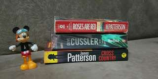 James Patterson Set