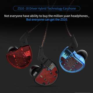 KZ ZS10 (Gifts Included+Warranty!)
