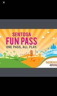 Sentosa Funpass : Play 3, Play 5, Playmax