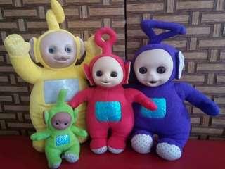 Toys telletubbies