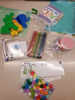 Busy-Bee-Bags for kids