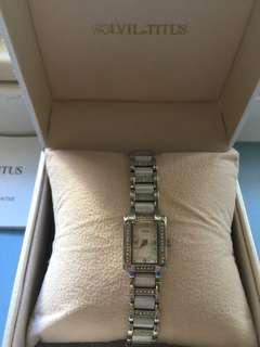 鐵達時女裝手錶 90%新