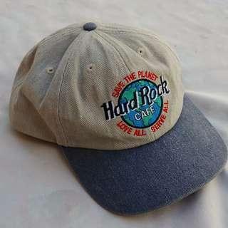 Vintage Hard Rock Cafe Cap
