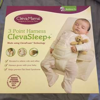 ClevaMama 3 Point Harness Pillow