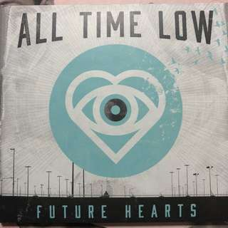 [UNSEALED] All Time Low- Future Hearts album
