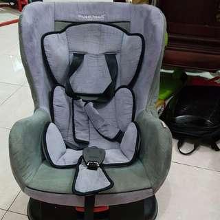 Car Seat sweet heart