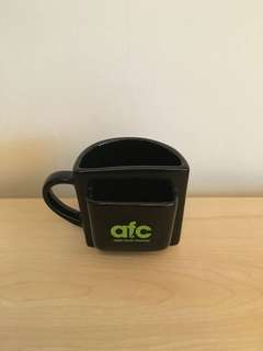 Mug with Front Slot