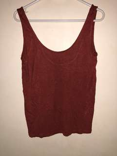PRE-LOVED H&M sleeveless