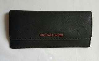 Michael Kors Jet Set Travel Flat Wallet 35S6GTVE1L