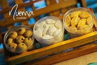 Paket 3 Cookies 250gr