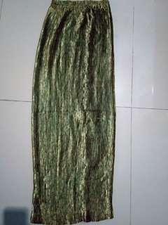 Green Kebaya Skirt