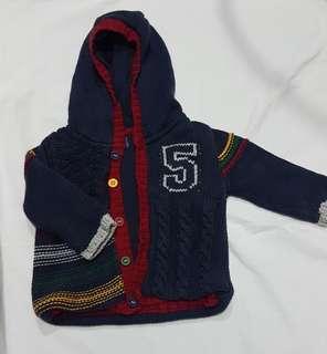 Baby Jacket winter sweater