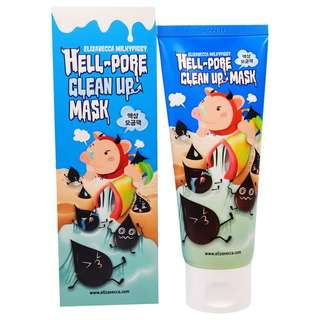 Elizavecca Hell Pore Clean Up Mask