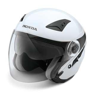 Helm Luxury Honda PCX original