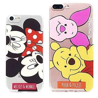 米妮Winnie the Pooh IPhone Case