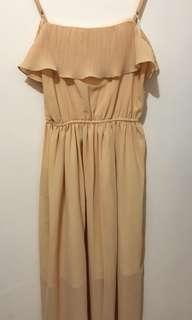 Flowy dress (midi)