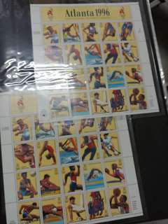 Atlanta 1996 Stamp