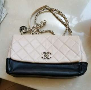 used Chanel style bag (gift from client)