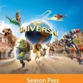 season pass uss also have other type