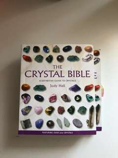 Selling Crystal Bibles