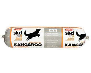 Prime 100 Kangaroo and Pumpkin 2kg