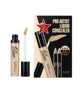 Clio Kill Cover Pro Artist Liquid Concealer