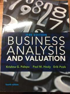 🚚 Business Analysis and Valuation