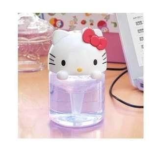 🚚 三麗鷗HELLO KITTY凱蒂貓空氣清淨機