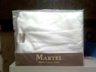 Martel 100% cotton robe