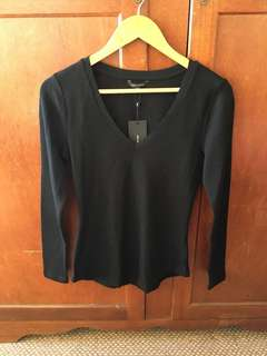 Portmans Merino Wool Top